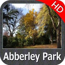 Abberley NP HD GPS charts