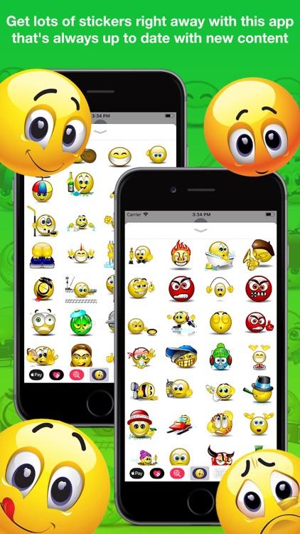 Animated Emoji Stickers Pro
