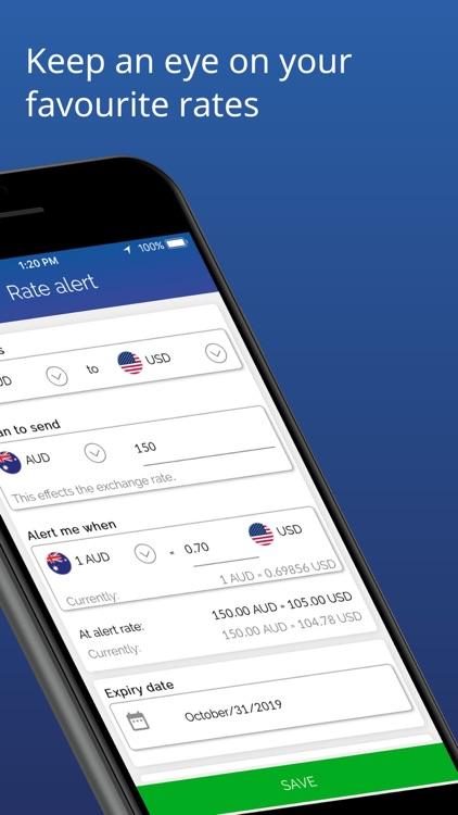 Xe Money Transfer Screenshot 2