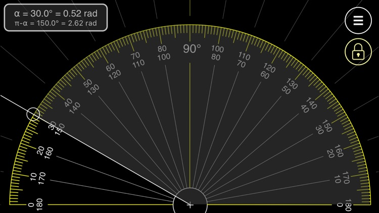 Millimeter Pro - screen ruler screenshot-4