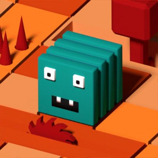 Cube Trap