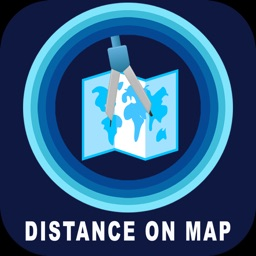 Measure Exact Distances on map