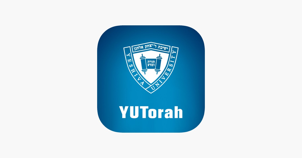yu torah app ipad