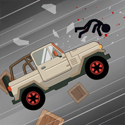 Stickman crash : ragdoll