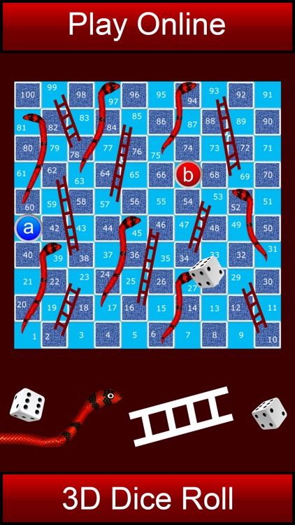 Snakes & Ladders Online Prime screenshot-1