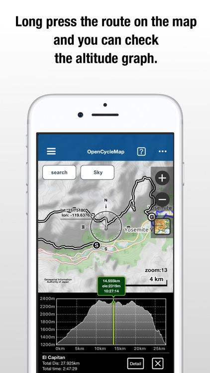 SkyWalking - The GPS Logger