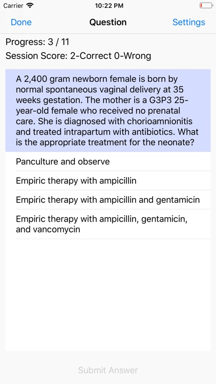 Neonatal Intensive Care Nurse screenshot-3