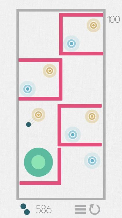 Pull Ball: Blocks and Portals screenshot-5