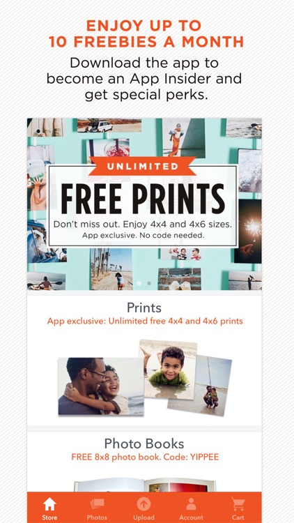 Shutterfly: Prints, Photo Books, Cards Made Easy screenshot-0
