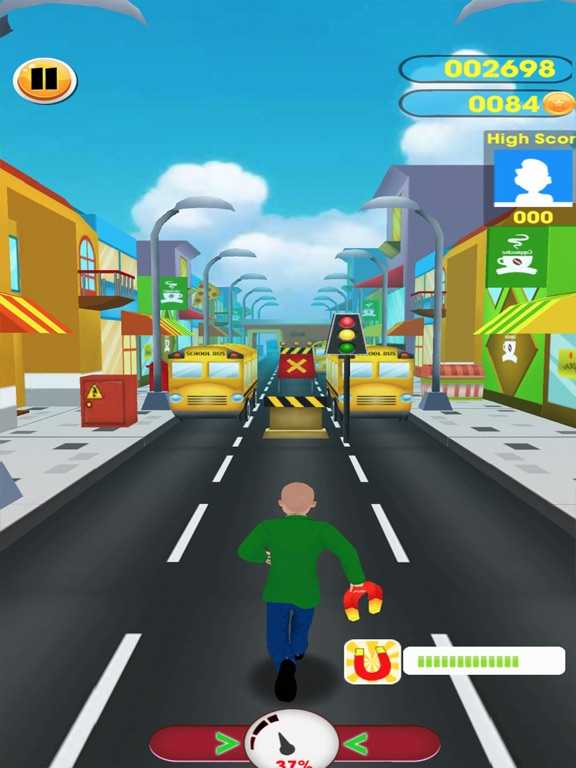 #1 Subway baltis Education Run screenshot 6