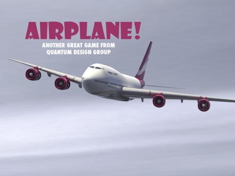 Самолет! на iPad