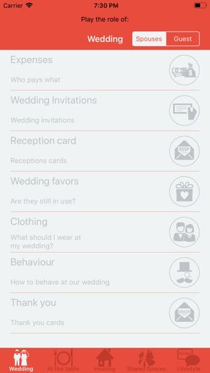 iEtiquette Screenshot
