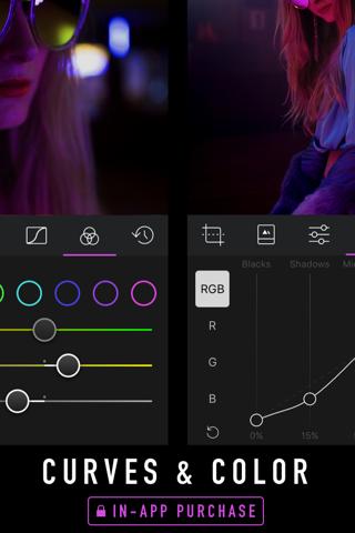 Darkroom – Photo Editor screenshot 3