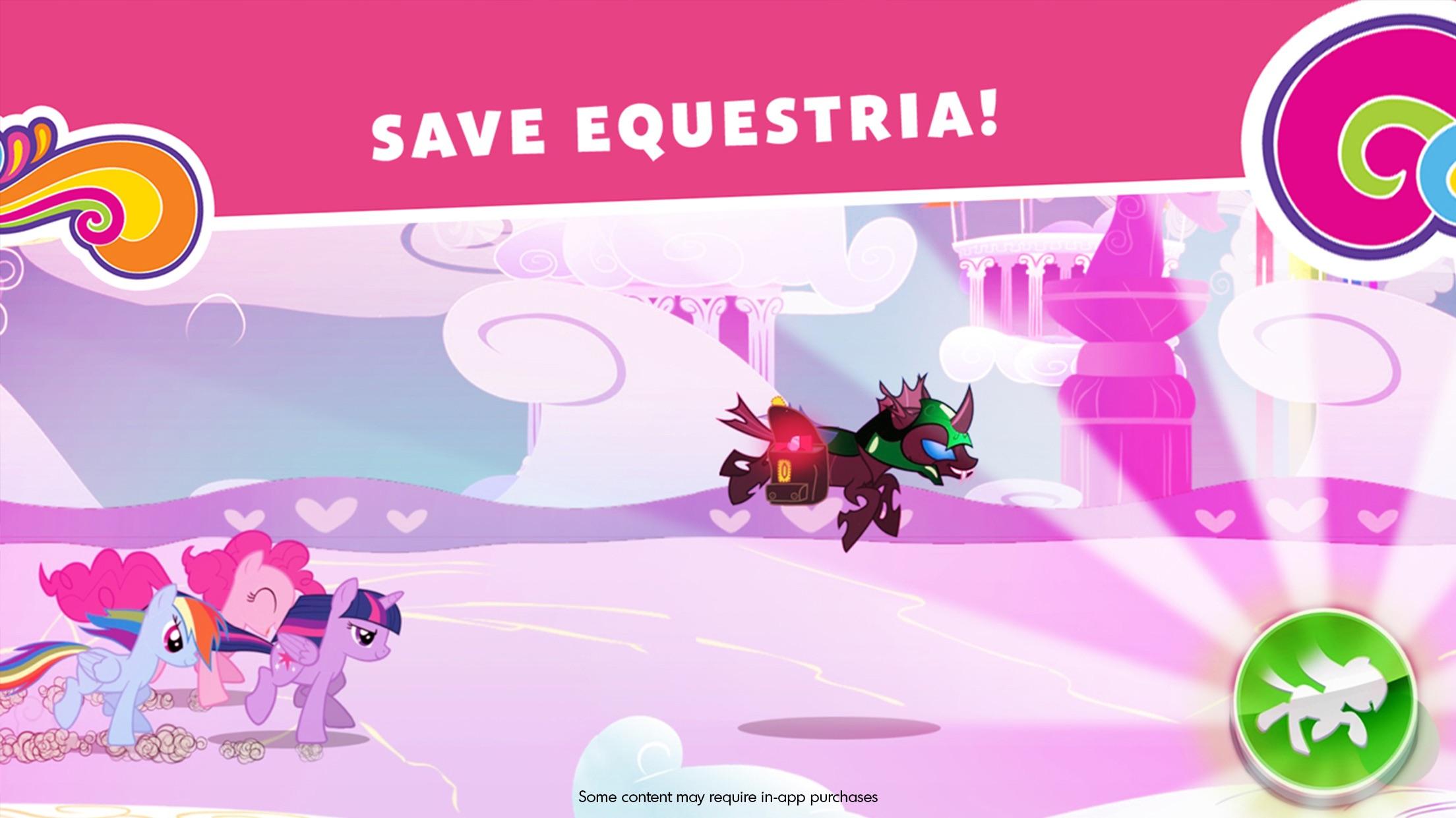 My Little Pony: Harmony Quest Screenshot
