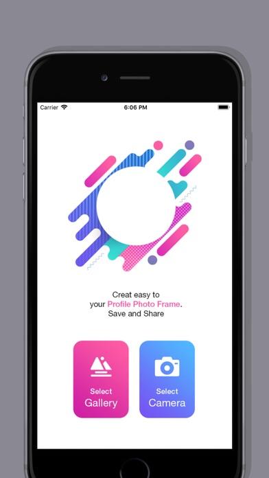 Profile Photo Frames Maker   App Price Drops