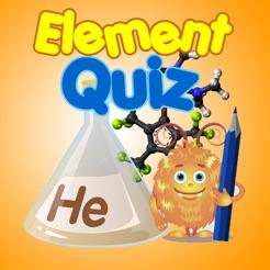 Chemical elements periodic table element quiz on the app store chemical elements periodic table element quiz 4 urtaz Images