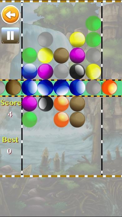 Marbles Match Mania screenshot 1