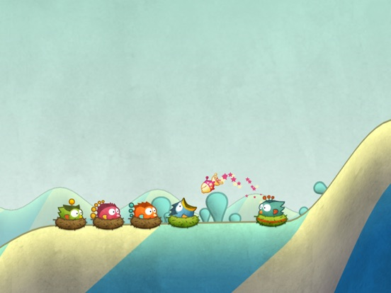 Tiny Wings screenshot 8