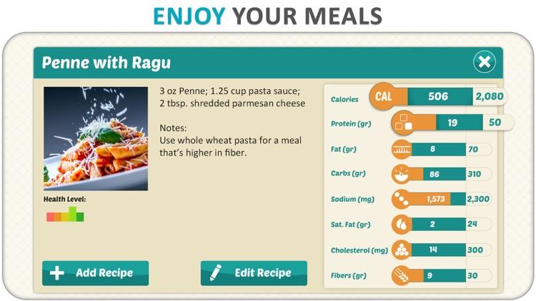 DietWiz Meal Planner & Recipes screenshot-4