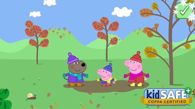 Peppa Pig: Seasons screenshot-4