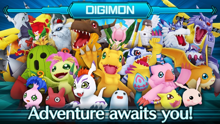 DigimonLinks screenshot-6