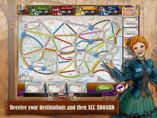 Скачать Ticket to Ride