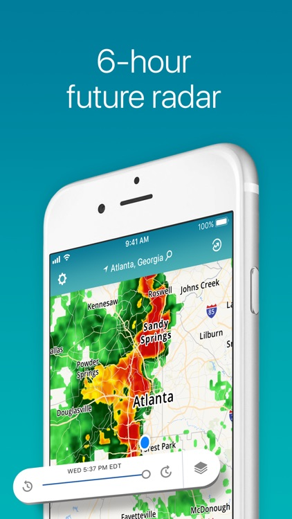 The Weather Channel: Live Maps screenshot-4
