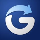 Glympse -Share your location icon