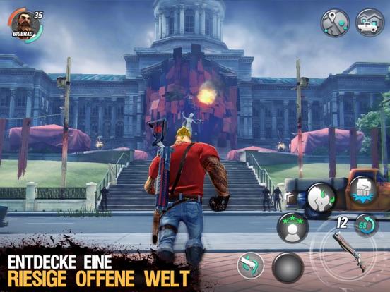 Screenshot 4 Dead Rivals - Zombie MMO