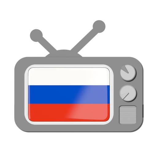 Russian TV - русское ТВ онлайн iOS App