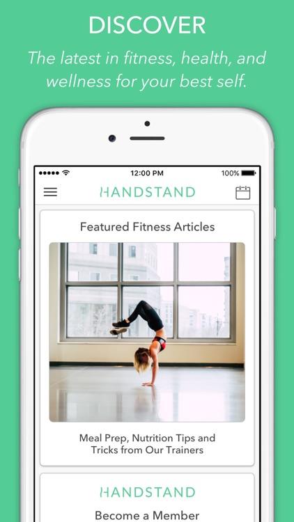 Handstand - Workouts on Demand screenshot-3