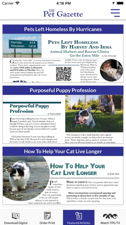 The Pet Gazette screenshot-4