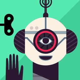Ícone do app A Fábrica de Robôs por Tinybop