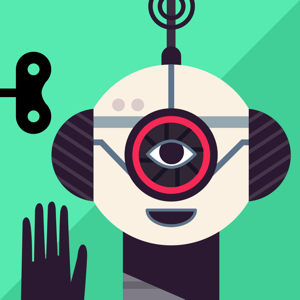 The Robot Factory by Tinybop - Education app