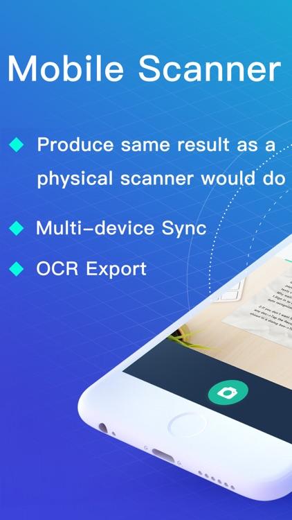 Camscanner|Document Scan & Fax screenshot-0