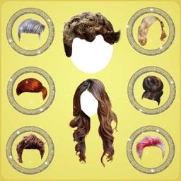 Hairstyles man woman haircut