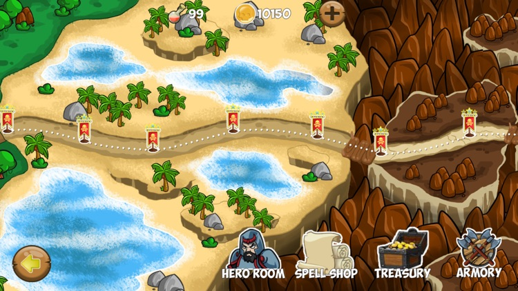 Tower Defense: Epic War screenshot-4