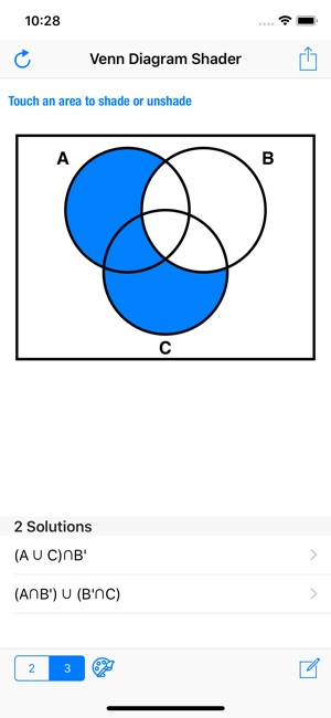 Venn diagram shader on the app store venn diagram shader on the app store ccuart Image collections