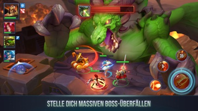 Screenshot 1 Dungeon Hunter Champions