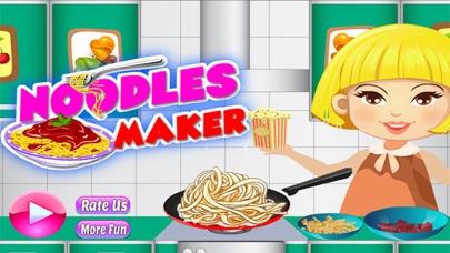 Make Noodles - Cooking Girls