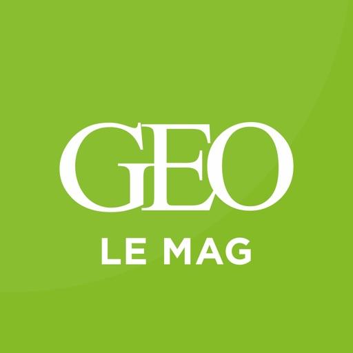 GEO le magazine iOS App