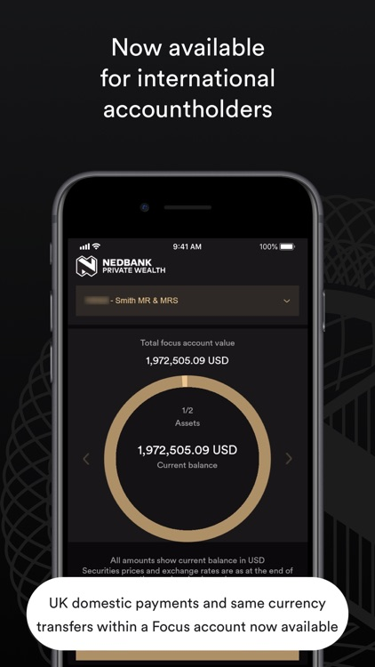 Nedbank Private Wealth App