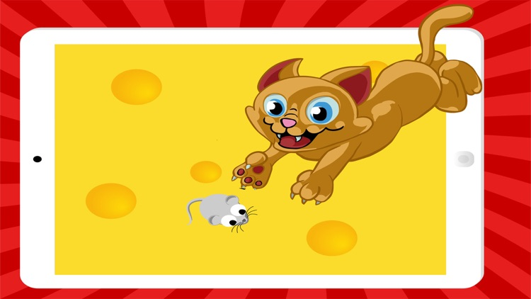 Grab the Mouse - Cats Game screenshot-0