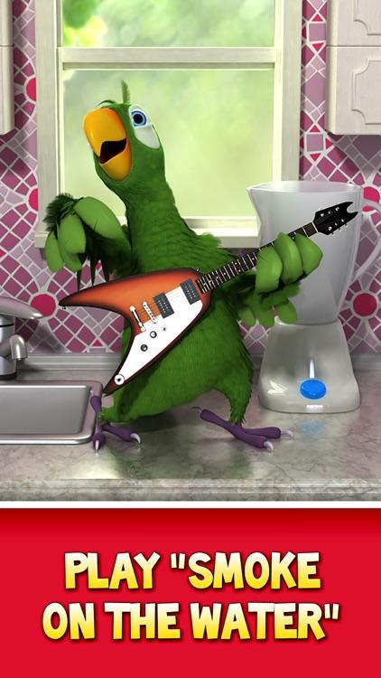 Talking Pierre the Parrot screenshot-0
