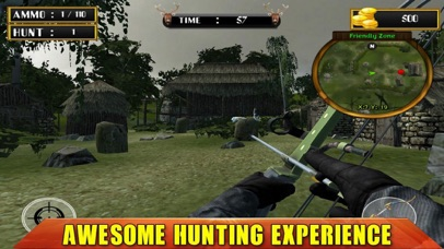 Wild Deer - Archery Shooting screenshot 1
