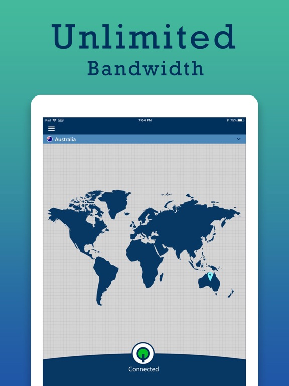 VPN - VPN Master-ipad-1