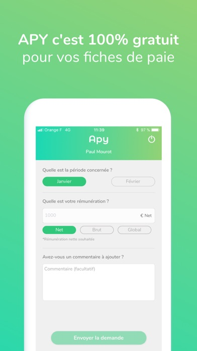 Apy Screenshot
