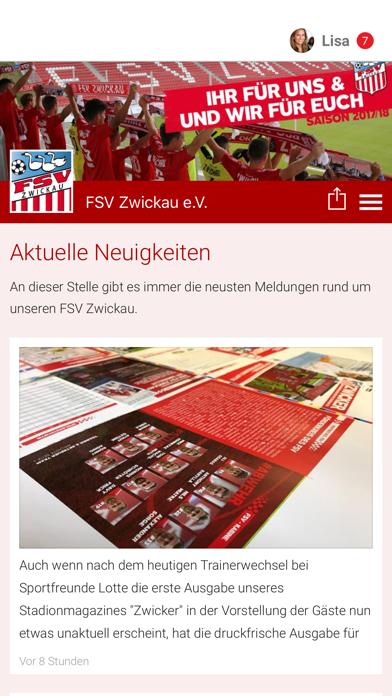 点击获取FSV Zwickau e.V.