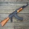 AK-47 Rifle Shooter Assassin