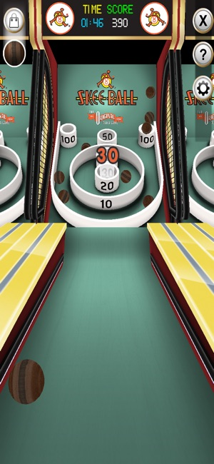 Skee-Ball Plus Screenshot